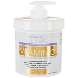 Advanced Clinicals Vitamin C Brightening Cream