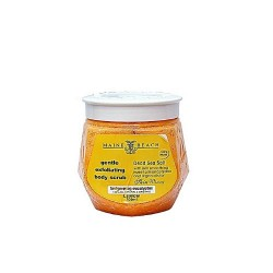 Maine Beach Gentle Exfoliating Dead Sea Body Scrub - Lemon - 700ml