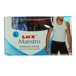 Lux Maestro Interlock Trunk - 3 Pc Pack - Large