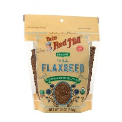 Bob's Red Mill Organic Flaxseed 368g