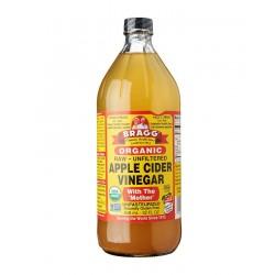 Braggs Organic Raw Apple Cider Vinegar - 946ml