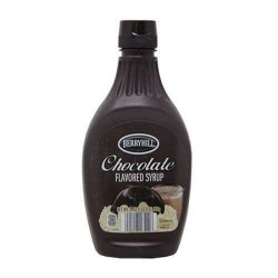 Berryhill Chocolate Flavored Syrup - 680g