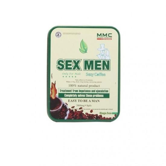 MMC Sex Men Sexy Coffee