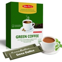 Winstown Green Coffee - 10g x 20 Sachets