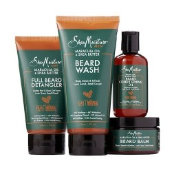 Sheamoisture Beard Care Collection