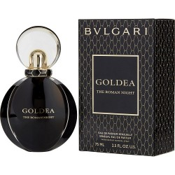Bvlgari Goldea The Roman Night Edp for Women - 75ml