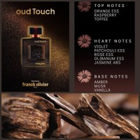 Oud Touch Perfume by Franck Olivier - EDP - 100ml