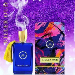 Paris Corner Killer Oud Edp for Men 100ml