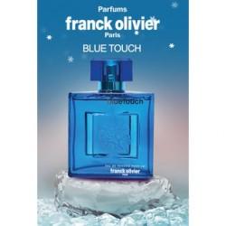 Franck Olivier Blue Touch Eau De Toilette Natural Spray For Men - 100ml